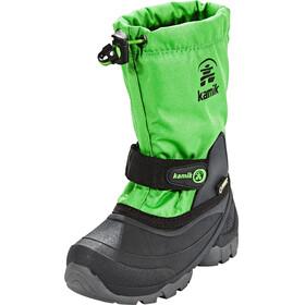 Kamik Waterbug5G Laarzen Kinderen groen/zwart